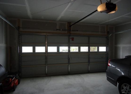 new garage door opener installation
